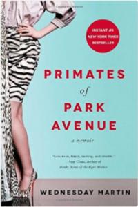 Book cover: Primates of Park Avenue