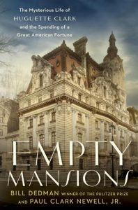 Bookcover: Empty Mansions